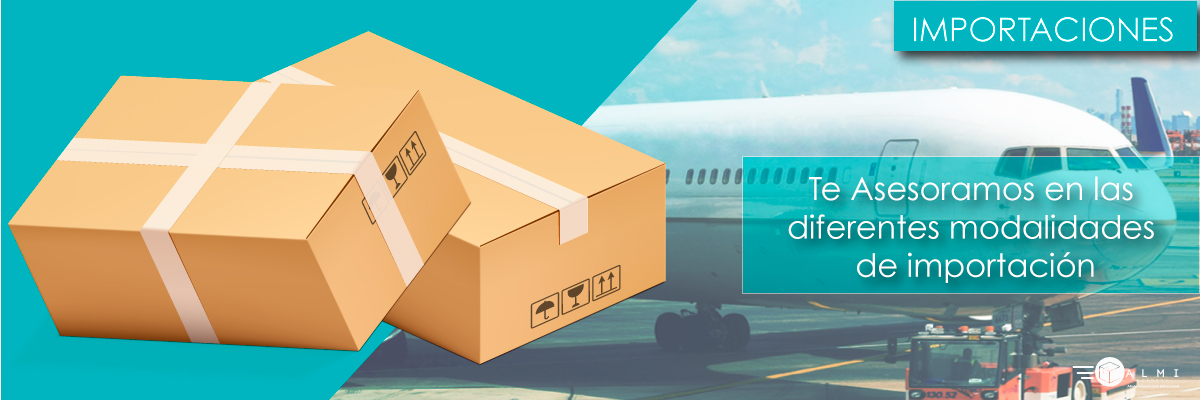 importaciones a colombia Almi Express